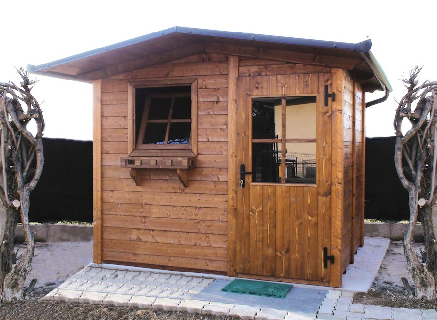 Casette in legno | Falegnameria Bertolla